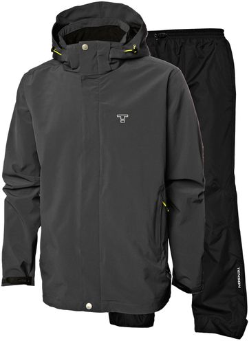 Tenson Biscaya M Set Rainsuit Black