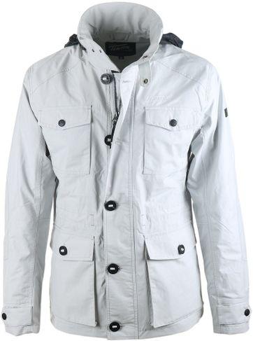 Tenson Calvin Jacket Off White