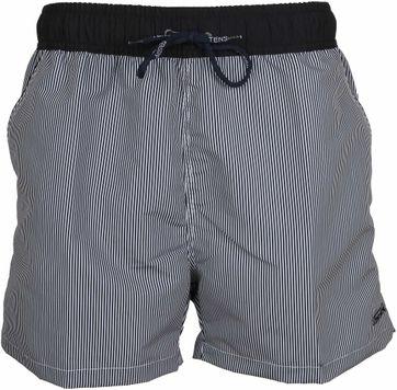 Tenson Coran Swimshort Black Stripes