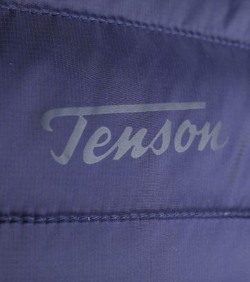 Detail Tenson Damon Donsjas Blauw