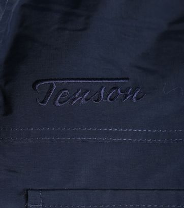 Detail Tenson Deyton Winterjas Navy