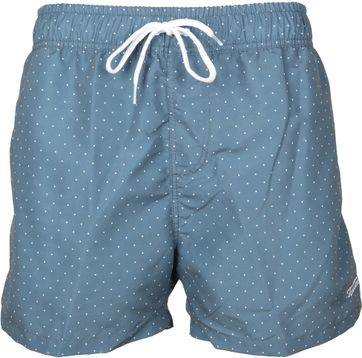 Tenson Dixon Swimshort Grey Dots