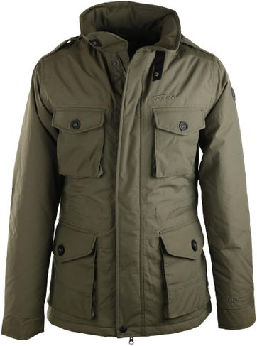 Tenson Dover Jacket Green
