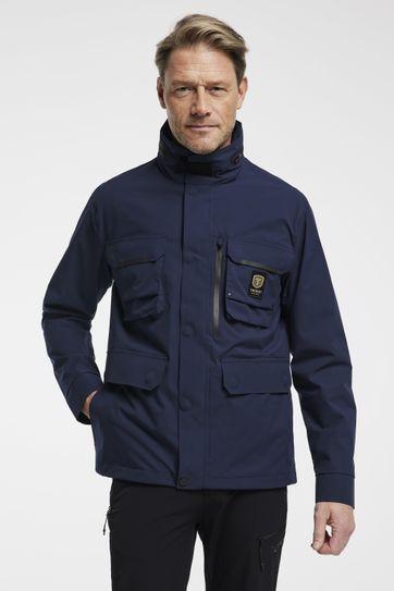 Tenson Fargo Jacket Navy