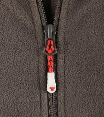 verkoopt arriveert mode stijlen Tenson Fleece Vest Miller Bruin 2752950-085