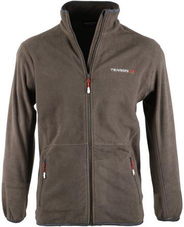 Tenson Fleece Vest Miller Bruin