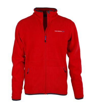 Tenson Fleece Vest Rood