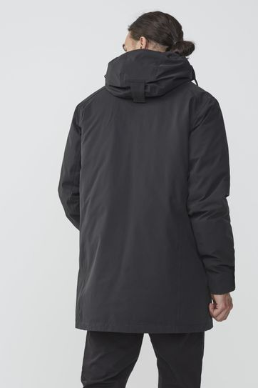 Tenson Hartley Winterjas Zwart