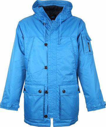 Tenson Himalaya Jacke Blau