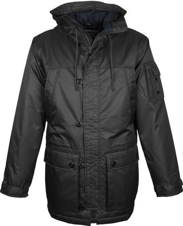 Tenson Himalaya Jacket Black