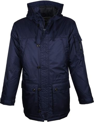 Tenson Himalaya Jacket Navy
