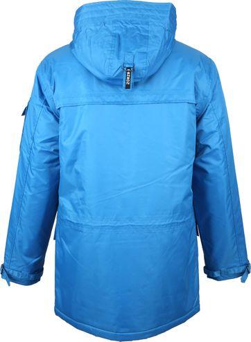 Tenson Himalaya Winterjas Blauw