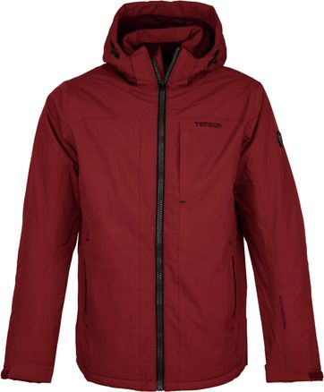 Tenson Jacket Claude Burgundy Red