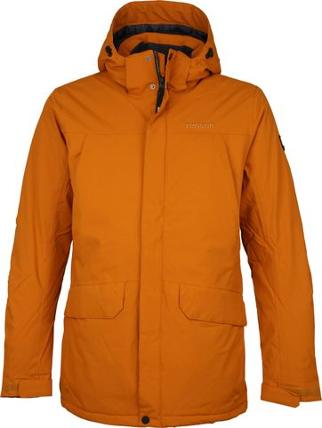 Tenson Jacket Harris Orange