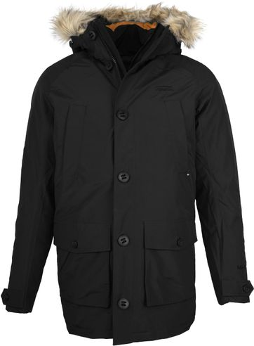 Tenson Jacket Waller Black