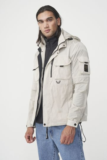 Tenson Jefferson Jacket Off-White