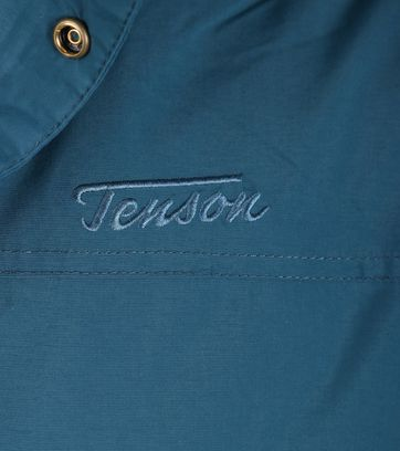 Detail Tenson Logan Winterjas Petrol