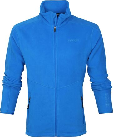 Tenson Miracle Fleece Jack Blauw
