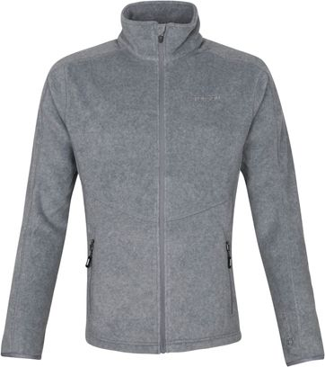 Tenson Miracle Fleece Jacke Grau