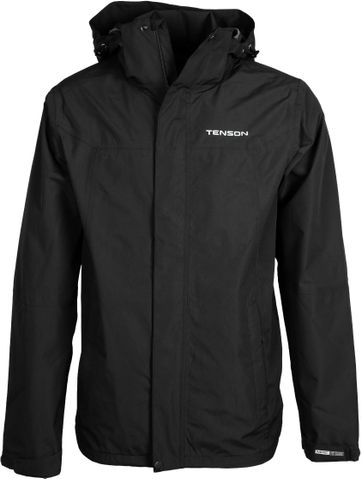 Tenson Monitor Jacket Black