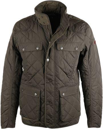 Tenson Moriston Jacket Olive