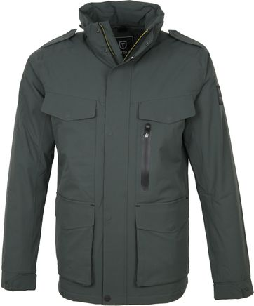 Tenson Nyle Pro Jacket Dark Green