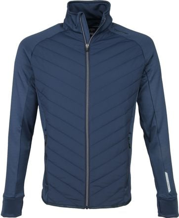 Tenson Padded Cozmo Jacket Blue