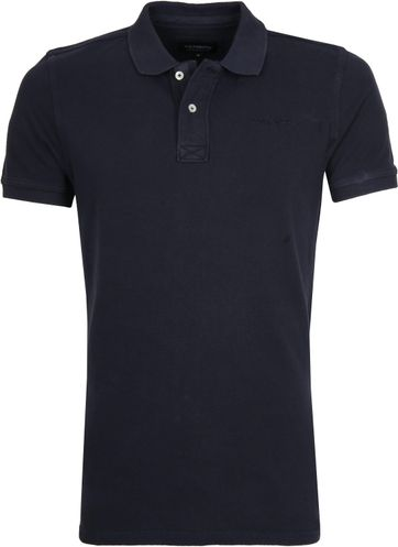 Tenson Polo Einar Dark Blue