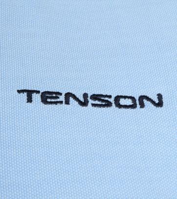 Tenson Polo Einar Lichtblauw