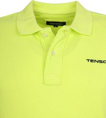 Tenson Polo Einar Neon Geel
