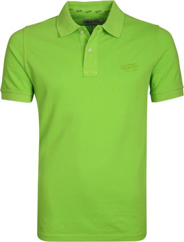 Tenson Polo Shirt Zane Green