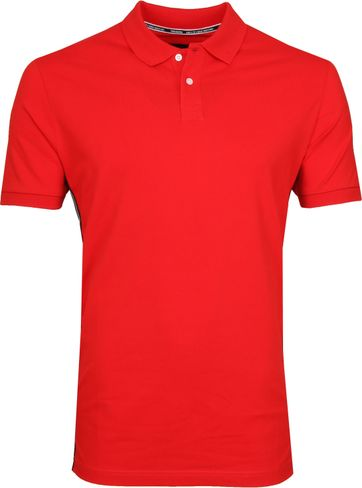 Tenson Polo Shirt Zenith Red