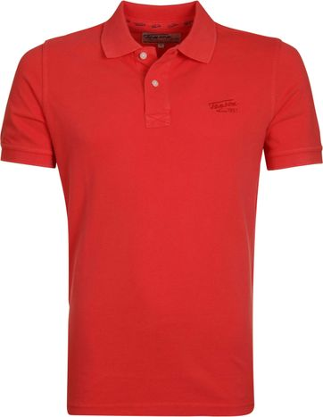 Tenson Polo Zane Red