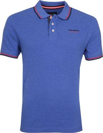 Tenson Poloshirt Barney Indigo