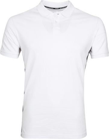 Tenson Poloshirt Zenith Wit
