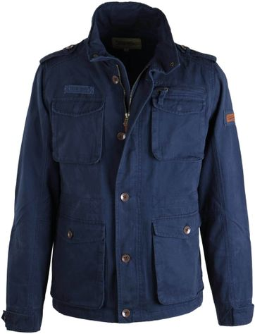 Tenson Reiss Summer Jacket Navy