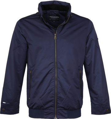 Tenson Summer Jacket Eagle Bomber Navy
