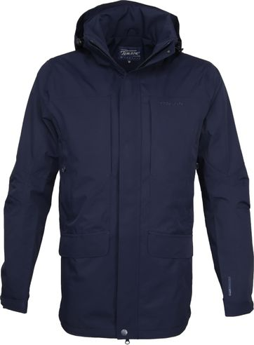 Tenson Summer Jacket Hiley Navy