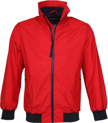 Tenson Summer Jacket Keaton Red