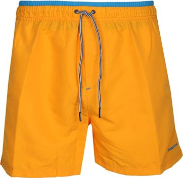 Tenson Swimshorts Kos Yellow Blue