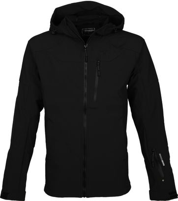 Tenson Taurid Jacket Black