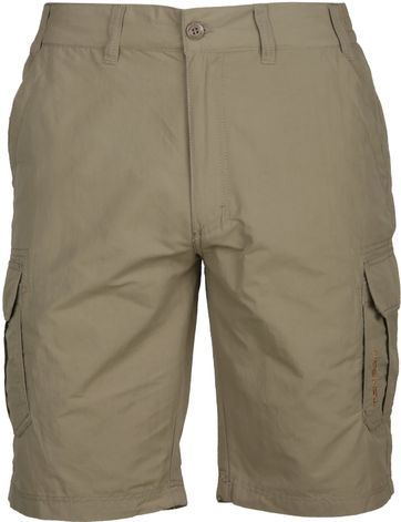 Tenson Tom Short Khaki Groen