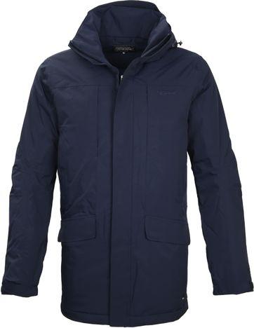 Tenson Tyrus Jacket Dark Blue