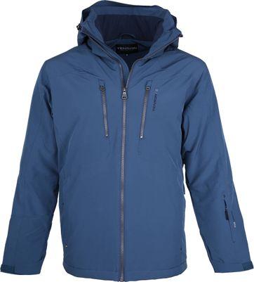 Tenson Winterjas Blauw