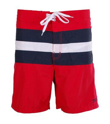 Tenson Zwembroek Red Stripe