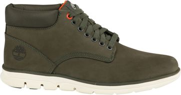 wholesale dealer 970f0 450bb Timberland Bradstreet Chukka Green