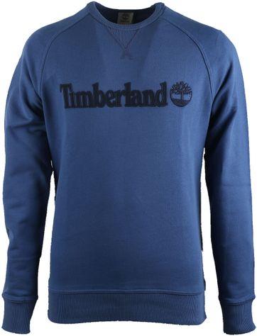 Timberland Exeter Sweat-Jacke Dunkelblau