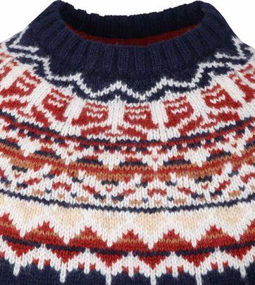 Timberland Fairsle Pullover Dunkelblau TB0A1WC14331 online