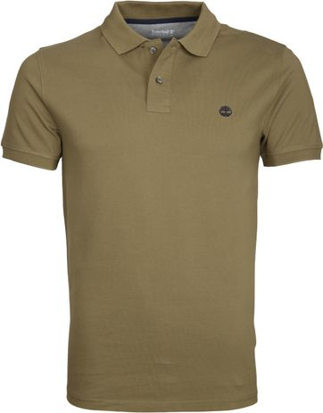 Timberland Miller Polo Green Uni