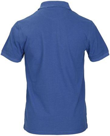 Detail Timberland Polo Uni Blau